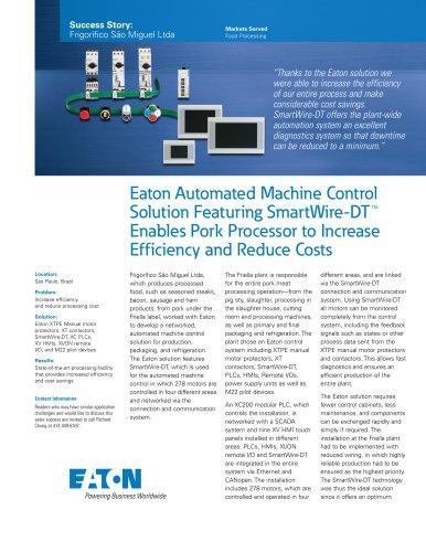 Eaton Automated Machine Control