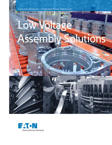 Low Voltage  Assembly Solutions