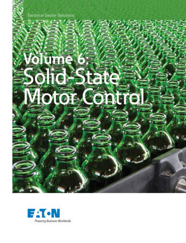 Volume 06 - Solid-State Motor Control