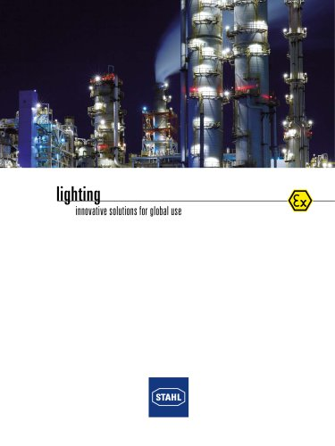 BROCHURE: LIGHTING