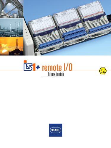 IS1+Remote I/O