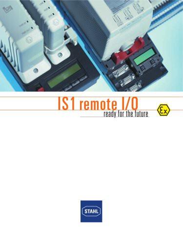 IS1 remote I/O