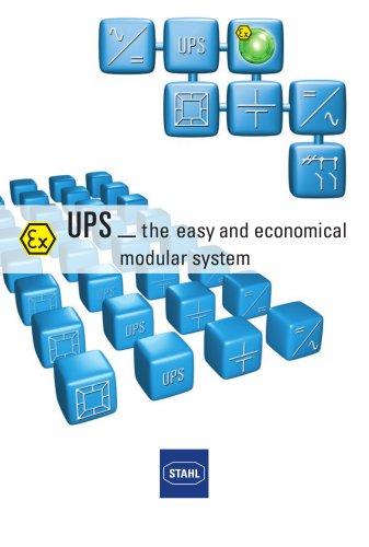 UPS Uninterrupted Power Supply