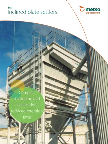 Inclined Plate Settlers (IPS) Brochure