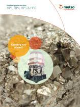 Nordberg® HP Series™ Cone Crushers Brochure
