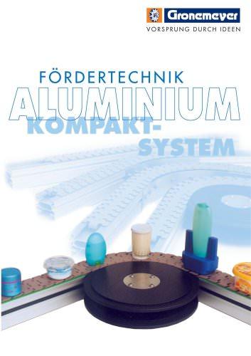 Aluminium- Compact- System