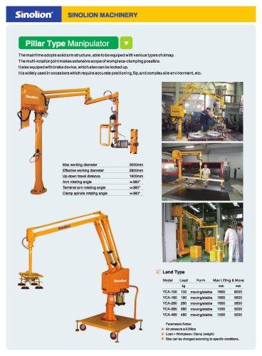 Sinolion  Pillar Type Manipulator