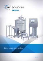 BRIMAX brine preparation