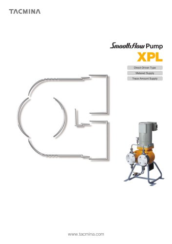 Smoothflow Pump XPL Series
