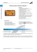 AB Series Strain Indicator Calibrator