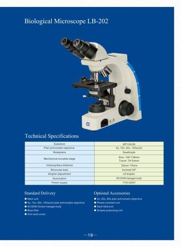 Biological Microscope LB-202