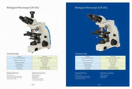LB series Biological Microscope