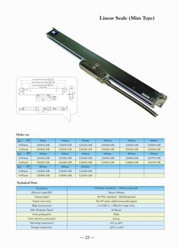 LS series Linear Encoder
