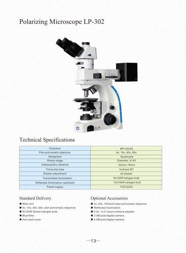 Polarizing Microscope LP-302